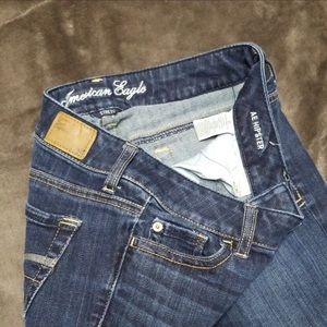 American Eagle Outfitters Jeans - AE Hipster jeans 2Reg raw cut